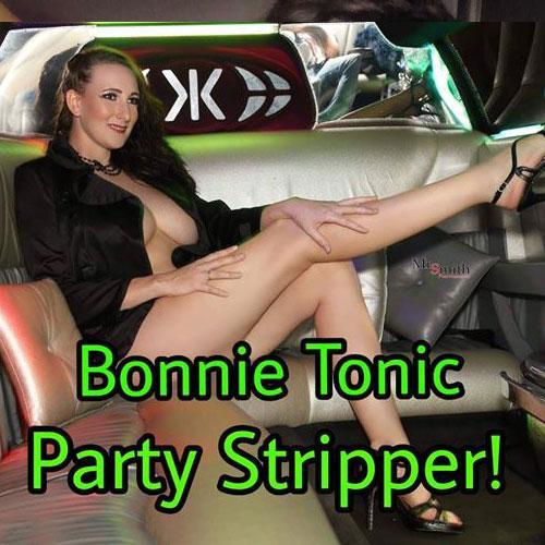 Rockhampton Stripper Bonnie Tonic